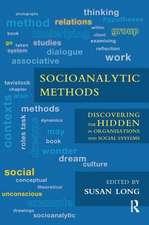 Socioanalytic Methods