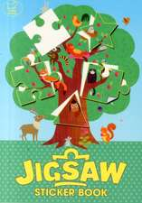The Jigsaw Sticker Book