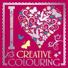 I Heart Creative Colouring
