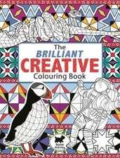 Brilliant Creative Colouring Book