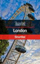 Time Out London Shortlist: Travel Guide