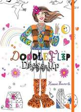 Doodleflip Dress-Up:  Around the USA in 50 Craft Projects