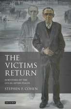 The Victims Return