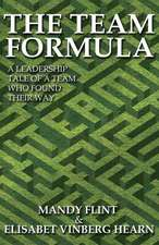 The Team Formula - A Leadership Tale of a Team Who Found Their Way:  A Novel of Sherlock Holmes