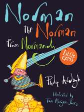 Norman the Norman from Normandy (#1)