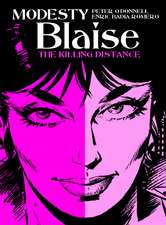 Modesty Blaise - The Killing Distance:  The Young Mistress