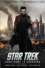 Star Trek - Countdown to Darkness Movie Prequel (Movie Tie-in Cover)