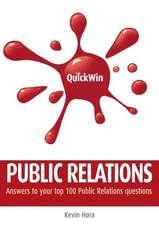 Quick Win Public Relations