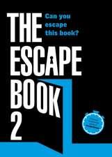 The Escape Book 2: Can You Escape This Book?