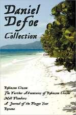 Daniel Defoe Collection (Unabridged)