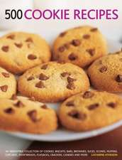 500 Cookie Recipes:  Delicious Pasta Sauces for Every Kind of Occasion, from After-Work Spaghetti Suppers to Stylish Dinner Party Dishes, w