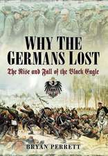 Why the Germans Lost