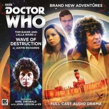 The Fourth Doctor Adventures 5.1: Wave of Destruction