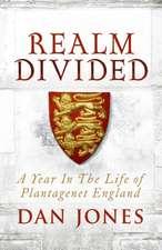 Jones, D: Realm Divided
