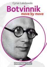 Botvinnik:  Move by Move