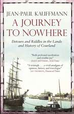 A Journey to Nowhere