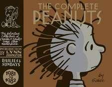 The Complete Peanuts Volume 16: 1981-1982