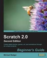 Scratch 2.0 Beginner's Guide (Update)