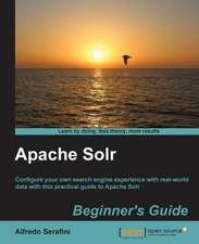 Apache Solr Beginner's Guide
