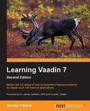 Learning Vaadin 7