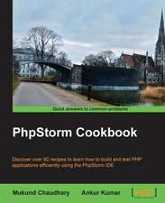 Phpstorm Cookbook:  The Official Guide