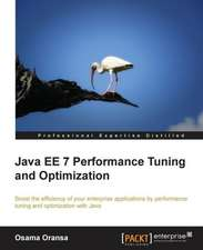 Java Ee 7 Performance Tuning and Optimization:  A Comprehensive Primer