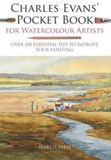 Charles Evans' Pocket Book for Watercolour Artists