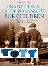 Traditional Dutch Ganseys for Children