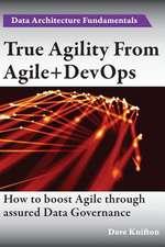 True Agility from Agile+devops