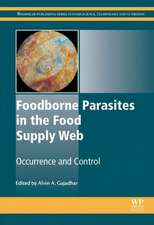 Foodborne Parasites in the Food Supply Web: Occurrence and Control
