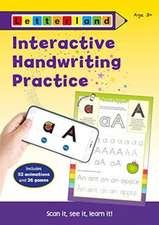 INTEREACTIVE HANDWRITING PRACTICE