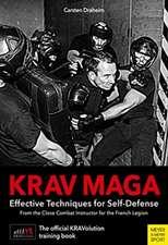Krav Maga: Effective Techniques for Self-Defense