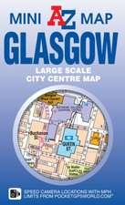 Glasgow Mini Map