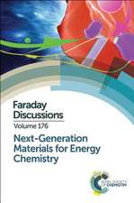 Next-Generation Materials for Energy Chemistry