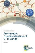 Asymmetric Functionalization of C-H Bonds