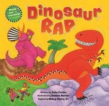 Dinosaur Rap W CD