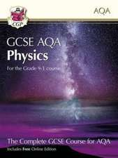 New Grade 9-1 GCSE Physics for AQA: Student Book with Online Edition