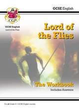 New Grade 9-1 GCSE English - Lord of the Flies Workbook (includes Answers)