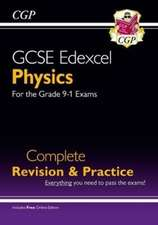 New Grade 9-1 GCSE Physics Edexcel Complete Revision & Practice with Online Edition