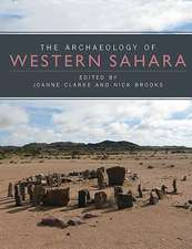 Prehistory of the Western Sahara