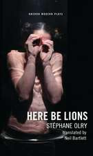 Here Be Lions:  (Hic Sunt Leones)