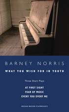 What You Wish for in Youth:  (Hic Sunt Leones)