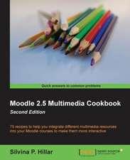 Moodle 2.5 Multimedia Cookbook