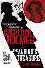 The Further Adventures of Sherlock Holmes:  The Albino's Treasure