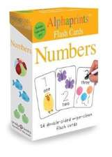 Alphaprints Flash Cards Numbers