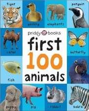 FIRST 100 ANIMALS STT LARGE