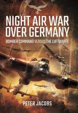Night Air War Over Germany