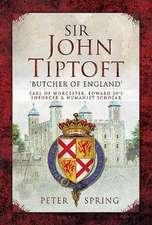 Sir John Tiptoft � 'Butcher of England'