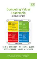 Competing Values Leadership – Second Edition