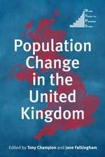 Population Change in the United Kingdom